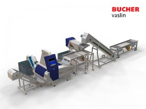 Bucher Vaslin Winemaking Equipment