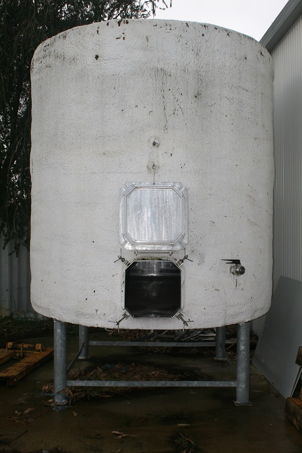 Insulated Tank / Fermenter