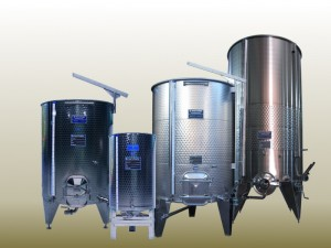 Tanks, Fermenters, Storage