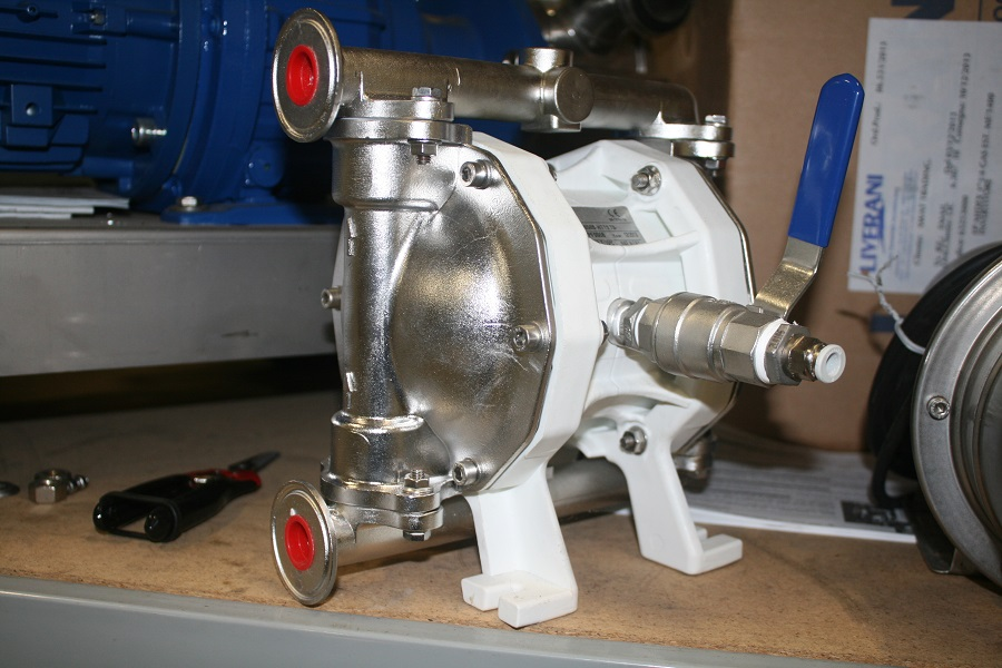Omac Soft Air Diaphragm Pump