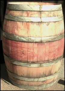 used-barrel