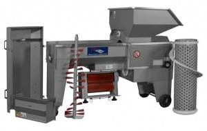 Crushing, Destemming, Sorting Equipment