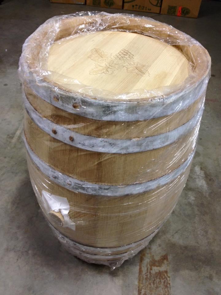 100L Barrel
