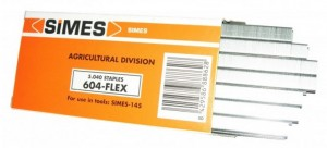 Simes 604 Flex Staples