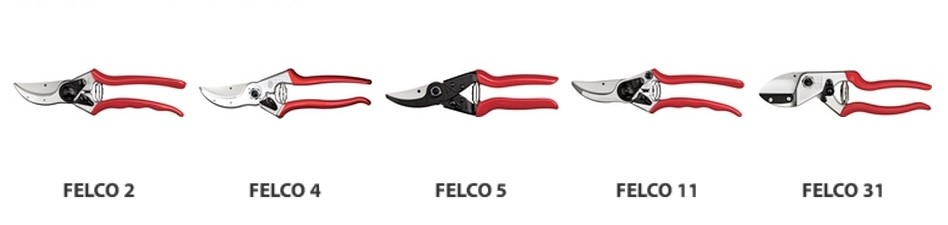 Felco Basic Hand Secateurs