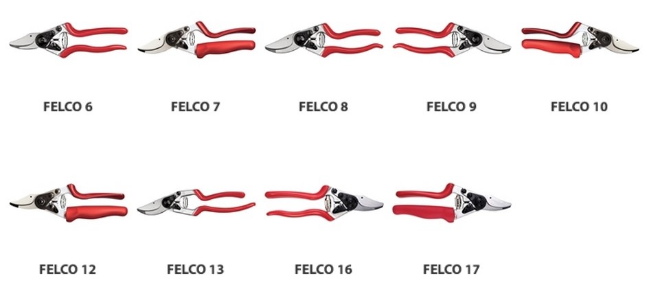 Felco Ergonomic Hand Secateurs
