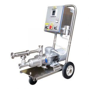 Zambelli Helical Rotor Pump