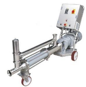 Zambelli Helical Rotor Pumps