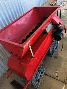 second hand crusher destemmer