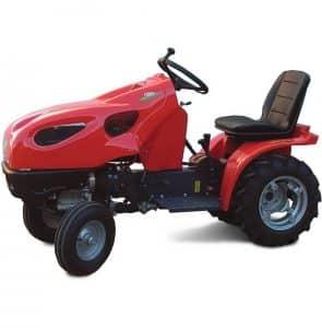 Fort Diablo Mini Tractor for narrow rows
