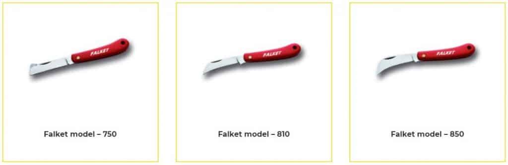 Falket Grafting Knives