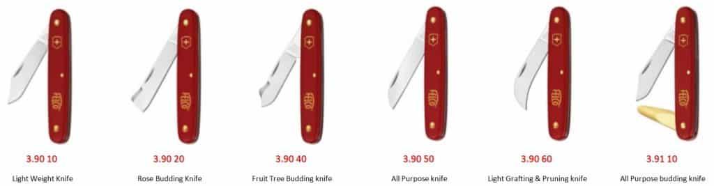 Felco Grafting & Budding Knives